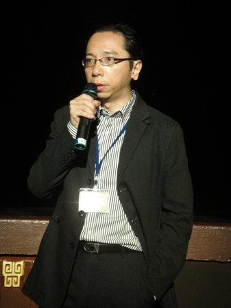 連乙州於2009年記者會