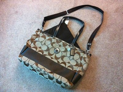 tn_Coach baby bag F19202