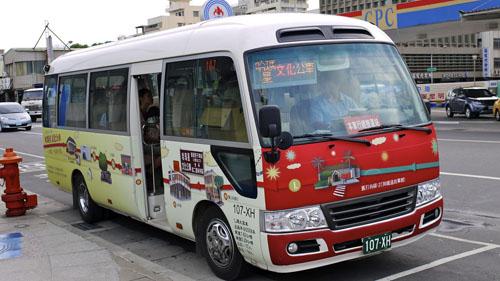 高雄文化公車之旅(二):高雄之星哈瑪星4