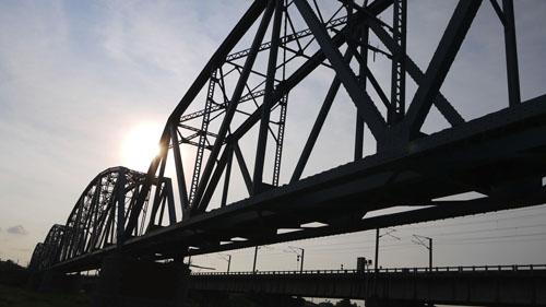 高雄市的最邊邊~浪漫的舊鐵橋溼地公園8