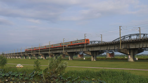高雄市的最邊邊~浪漫的舊鐵橋溼地公園4