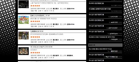 2013-09-07 無名小站(影音區) 懷念用