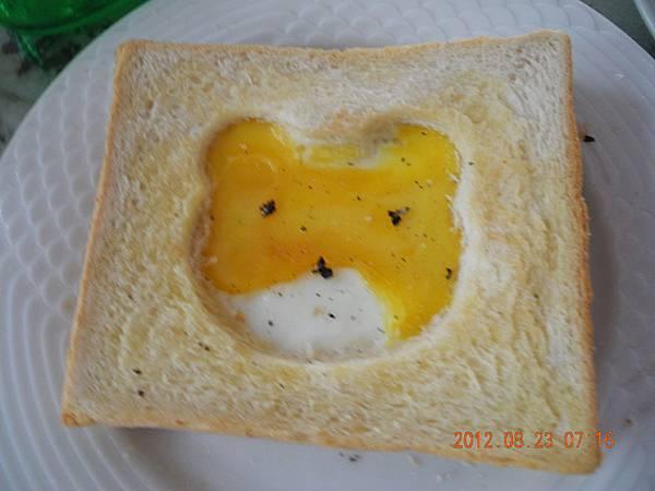 RIO最愛的早餐