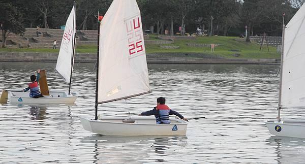 2012 Rio 參加帆船主委杯比賽