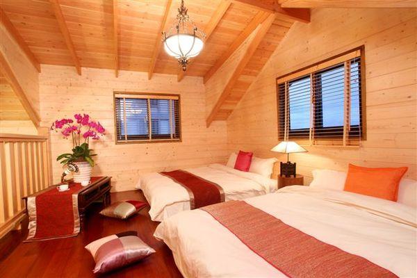 小木屋套房