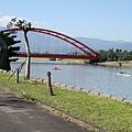 來大好親水河畔民宿騎腳踏車