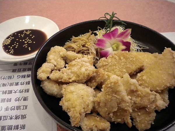 香酥G & 酥炸素排 Deep-fried veggie chicken