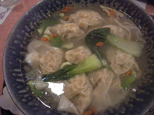 鮮香大餛飩湯 Won Ton Soup