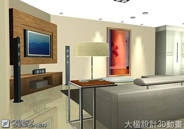 起居室002