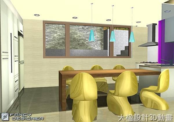 餐廚房008