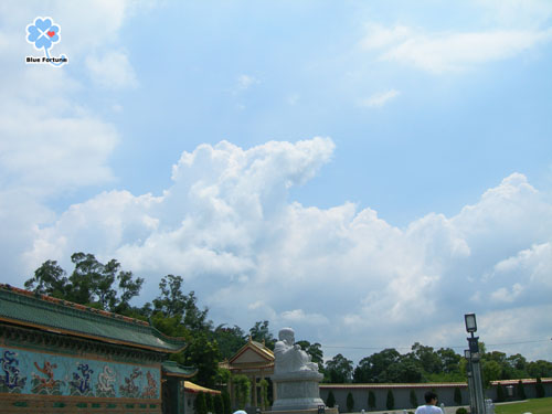 一貫道-天空