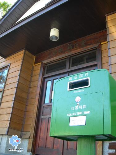 很有日式建築的風味(?)
