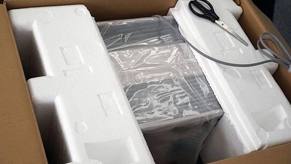 Sharp KI-JP100 空氣清淨機開箱