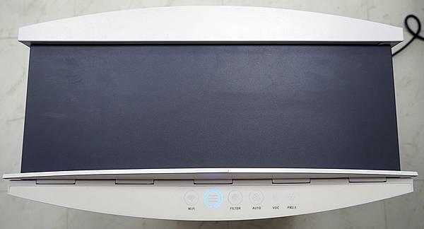 Blueair 480i LED數位面板操作