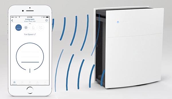Blueair Friend App 隨時掌握居家空氣品質