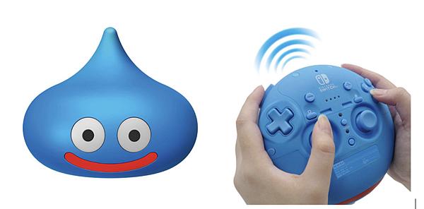 勇者鬥惡龍史萊姆控制器 for Nintendo Switch