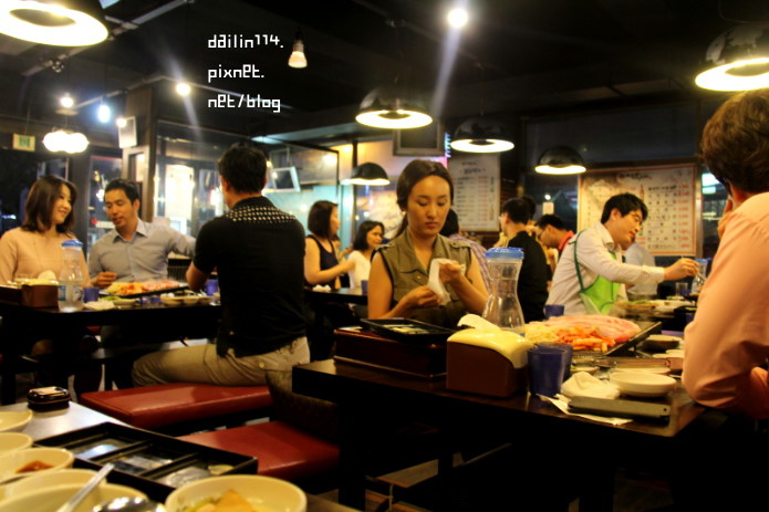 【江南烤肉】糕三時代|烤五花肉、三層肉|新論峴站 @GINA環球旅行生活|不會韓文也可以去韓國 🇹🇼
