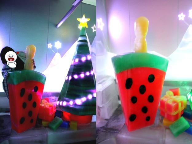 弘大Trickeye特麗愛 3D美術館 特麗愛雪之城 ICE MUSEUM 홍대 트릭아이미술관 @GINA環球旅行生活 不會韓文也可以去韓國 🇹🇼