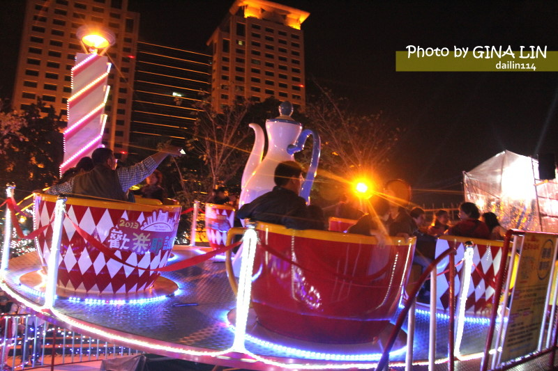 【板橋歡樂耶誕城】新北市政府市民廣場 免費演唱會訊息 耶誕馬戲彩街活動(原台北縣政府廣場) @GINA環球旅行生活 不會韓文也可以去韓國 🇹🇼