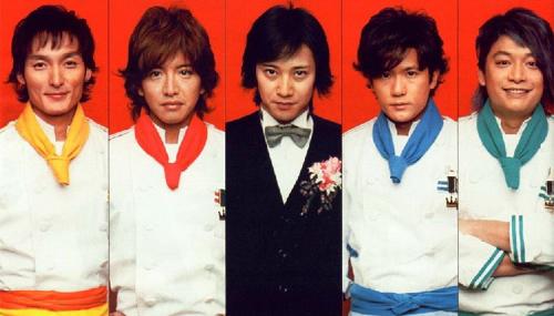 《SMAP X SMAP》是由日本最具人氣的組合SMAP成員主持的脫口秀形式的娛樂節目。如同節目主持人由頂級明星們擔任一樣,嘉賓的選定也相當嚴格。.jpg