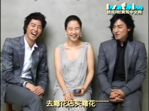 《霜花店》海報拍攝現場 趙寅成、宋智孝、朱鎮模採訪7.jpg