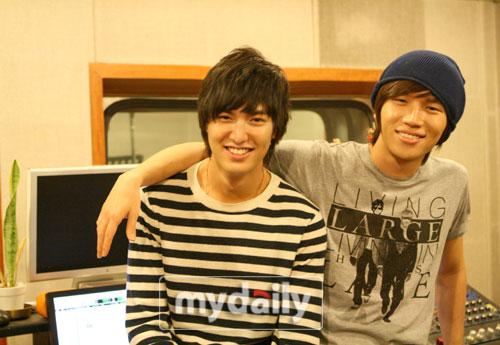 李敏鎬將進軍歌壇 6月推出個人單曲 歌手K.Will為好友訓練聲樂.jpg