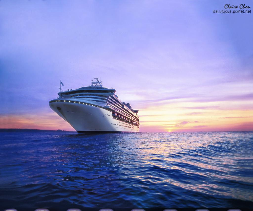 藍寶石公主號船隻
