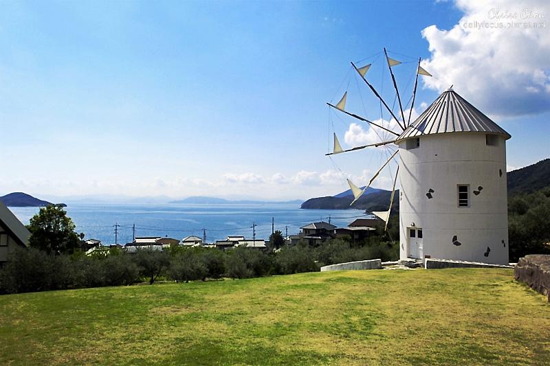 橄欖公園風車