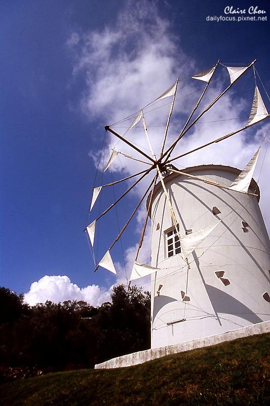 橄欖公園風車2