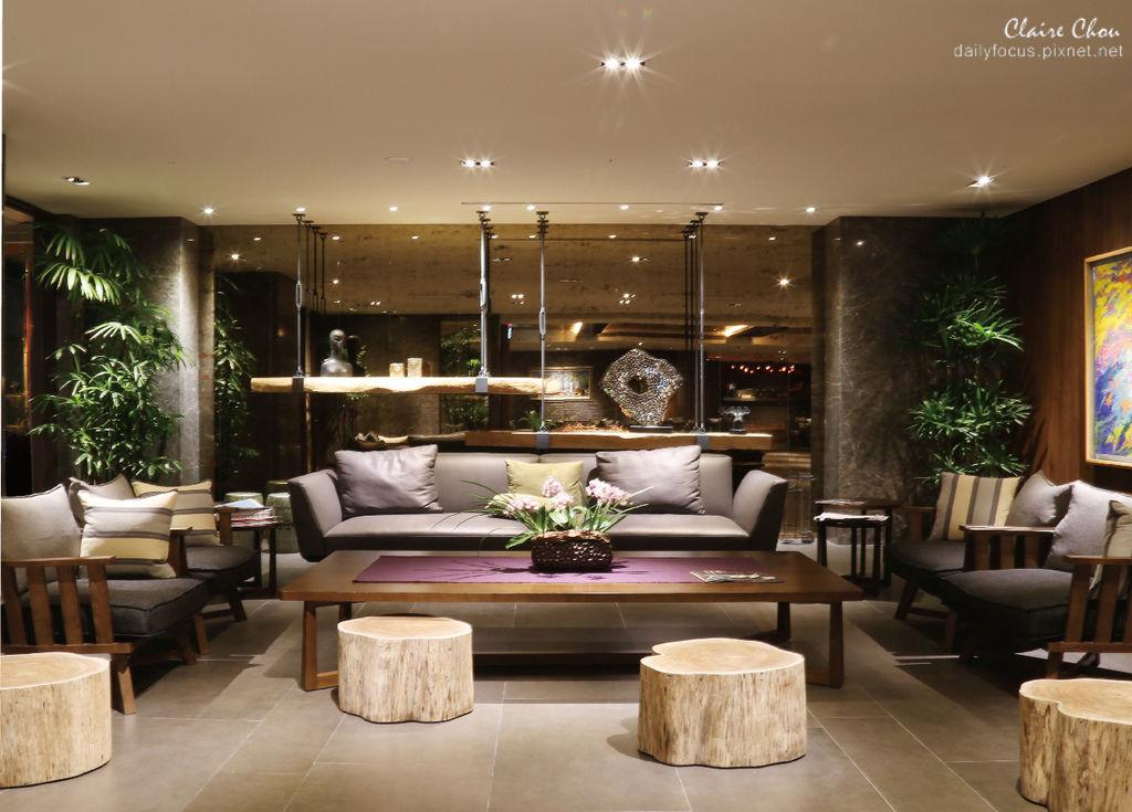 兆品酒店嘉義 lobby