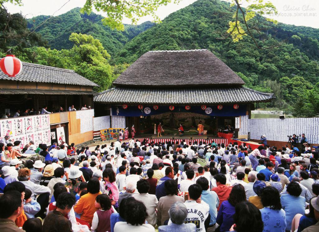 肥土山農村歌舞伎2