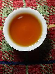 日月潭OP等級紅玉茶湯