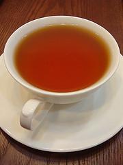 日月潭FOP芯芽等級紅玉茶湯