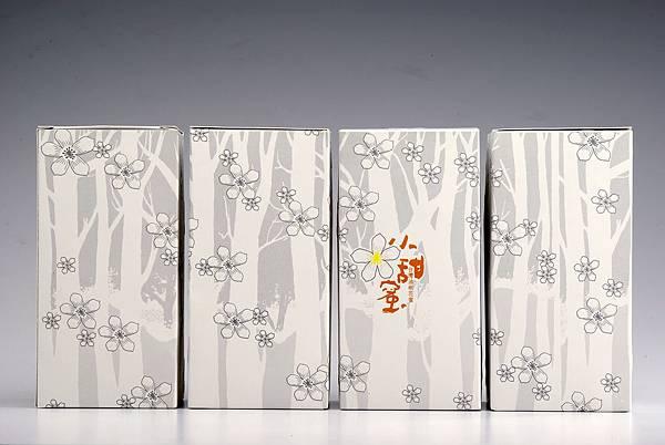 小甜蜜紙盒-桐花森林