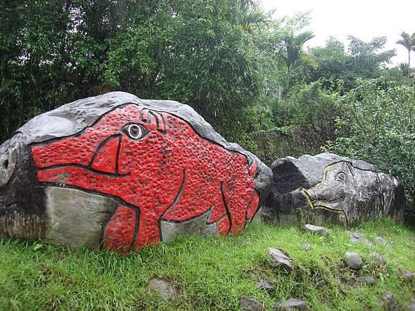 山豬石12