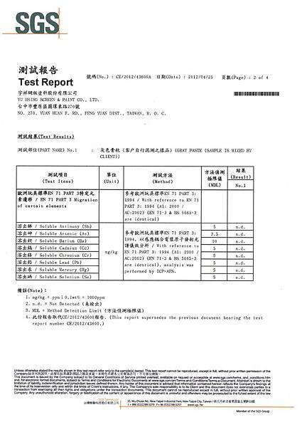 八大重金屬ND檢驗報告2