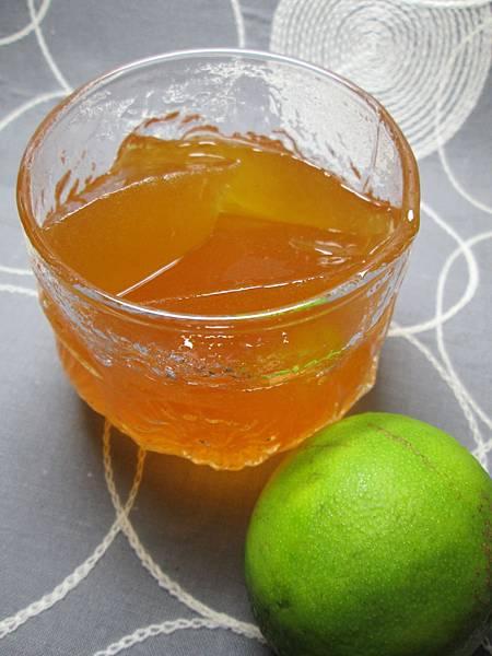 梨山紅茶愛玉凍1