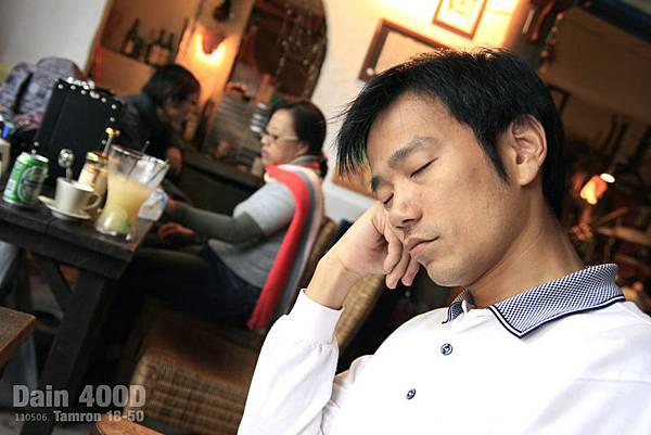 徐老師累了