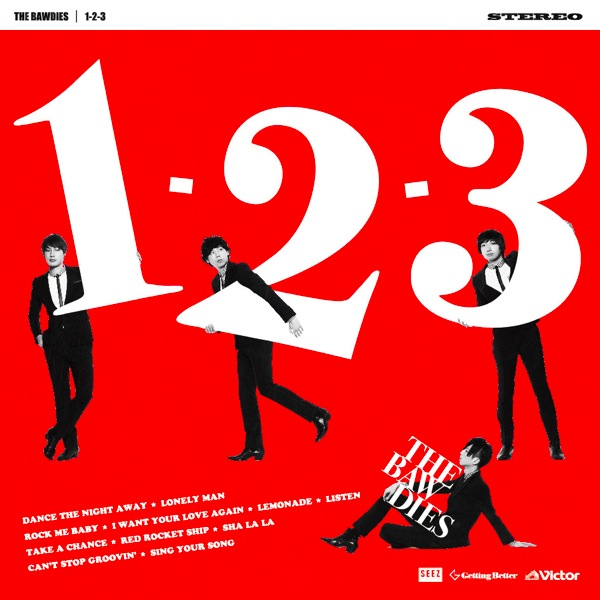 THE BAWDIES / 1-2-3