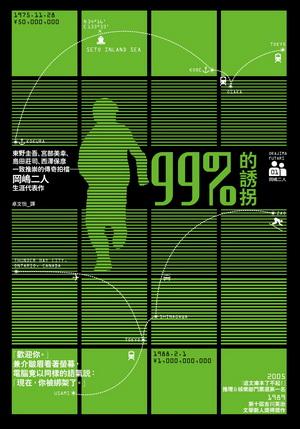 岡嶋二人 / 99%的誘拐