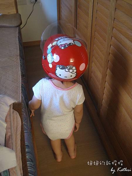 110713[1Y9M16D]妞妞的新帽帽