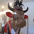 [1Y11M20D] 文化館一樓的牛