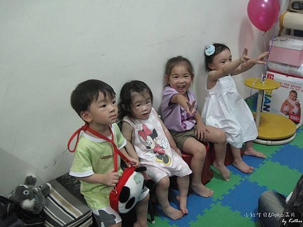 [2Y10M22D]今天在一起的孩子們