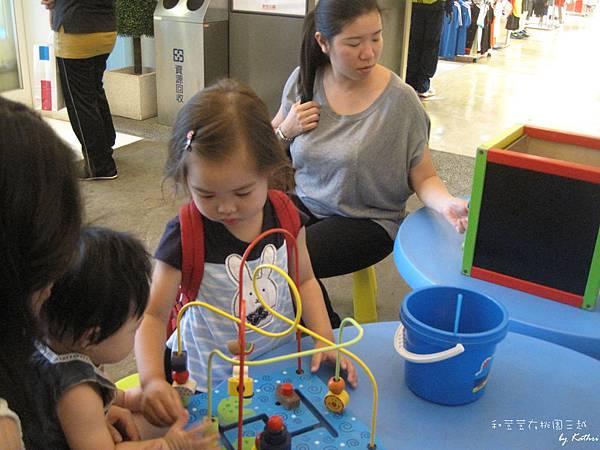 [2Y10M16D]教荳荳玩玩具