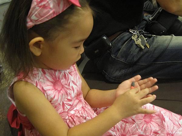 120927[3Y0M0D]生日快樂之小公主造型