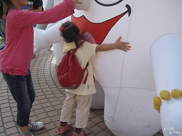 [3Y0M17D]給牙齒一個熊抱