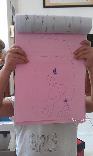 120826[2Y10M30D]知道妞妞在畫什麼嗎?