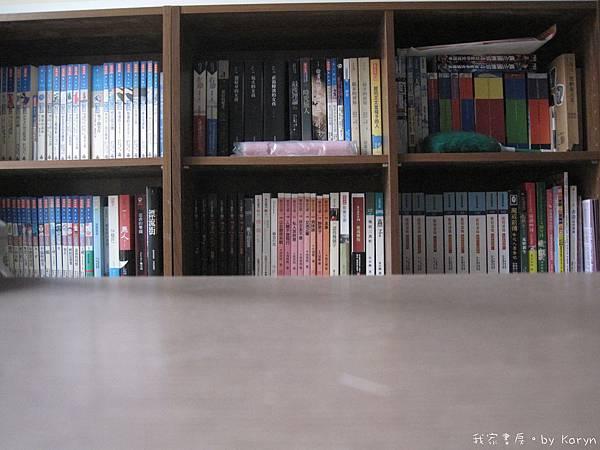 120909[2Y11M13D]書櫃一隅