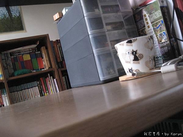 [2Y11M13D]書桌一隅