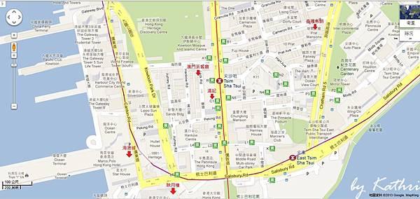 map05尖沙咀
